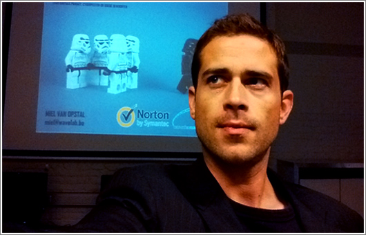 Miel Van Opstal for Symantec/Norton