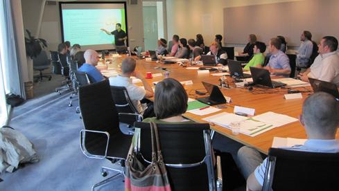 Seminars by Miel Van Opstal